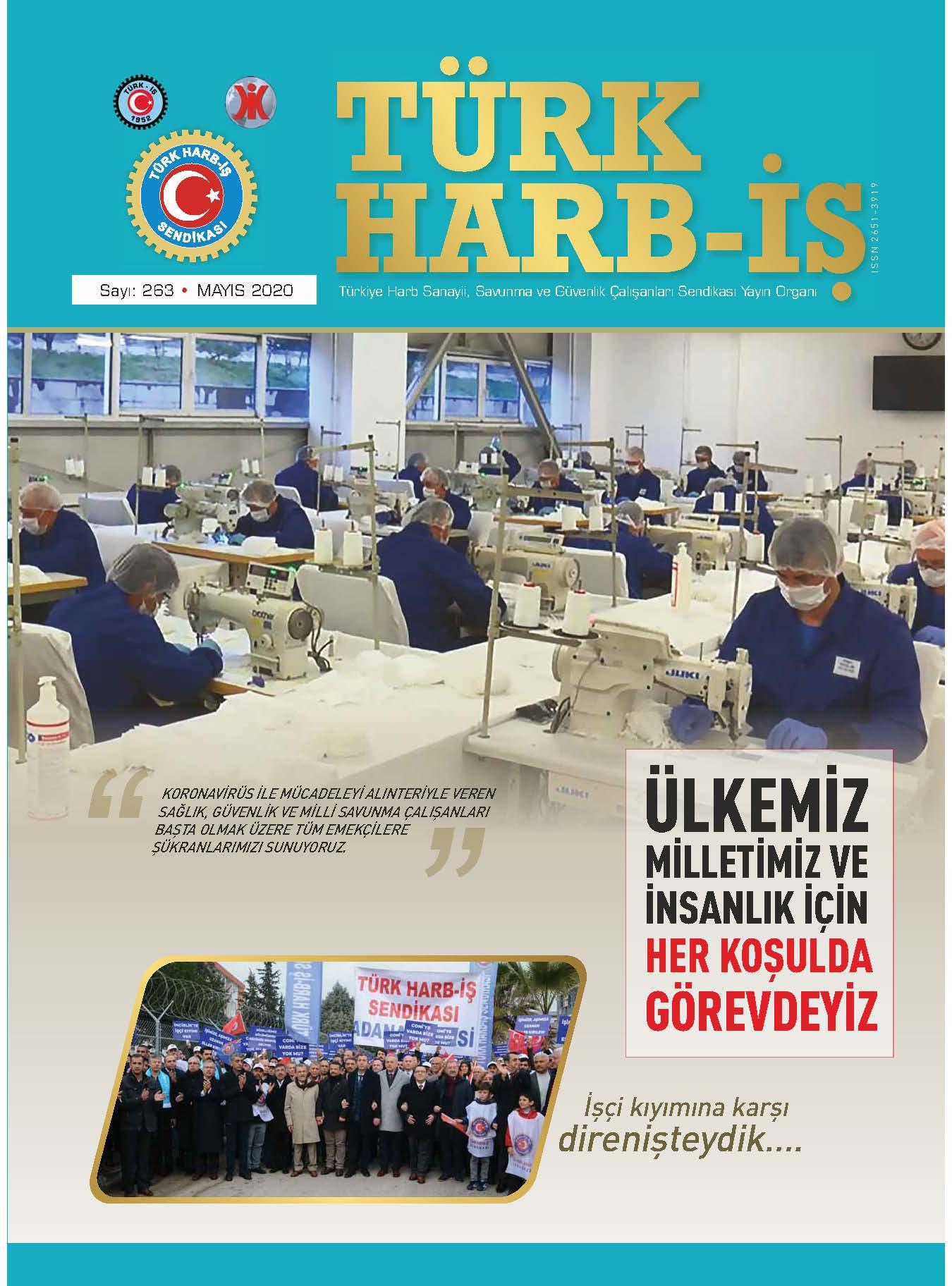 Dergi – 263 . Sayı
